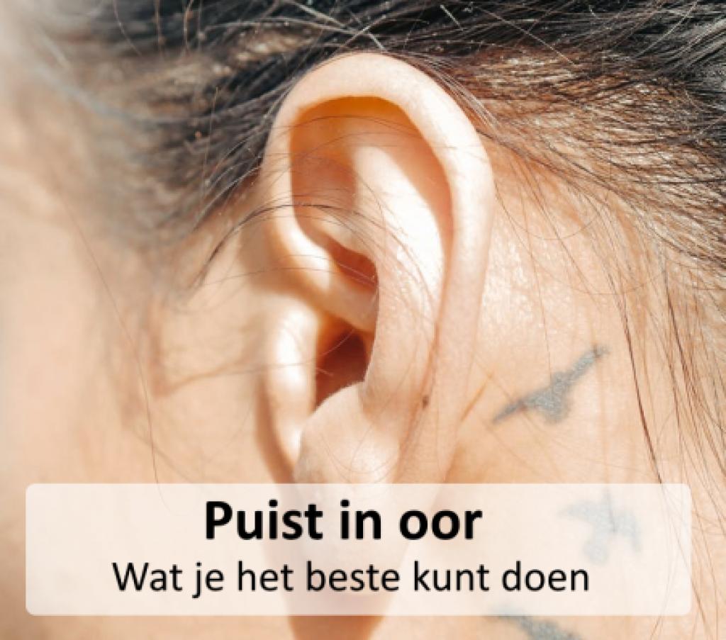 puist in oor